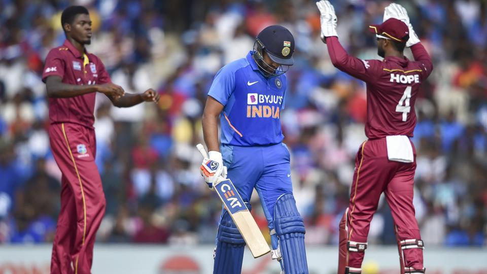 IND vs WI, दूसरा वनडे: रोहित शर्मा की नजर अपने ही विश्व रिकॉर्ड को तोड़ने पर होगी 3