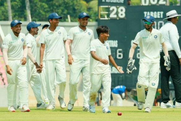 एक पारी में 10 विकेट ले चुके इस युवा गेंदबाज ने, रणजी ट्रॉफी के पहले दिन चटकाए 8 विकेट 1