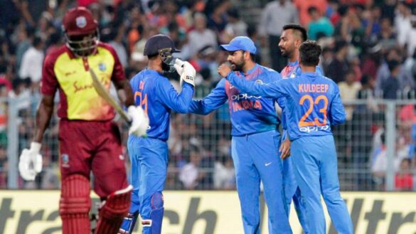 INDvsWI : दूसरे टी-20 में बन सकते हैं 8 रिकॉर्ड, रोहित ऐसा करने वाले बन सकते हैं पहले भारतीय 16