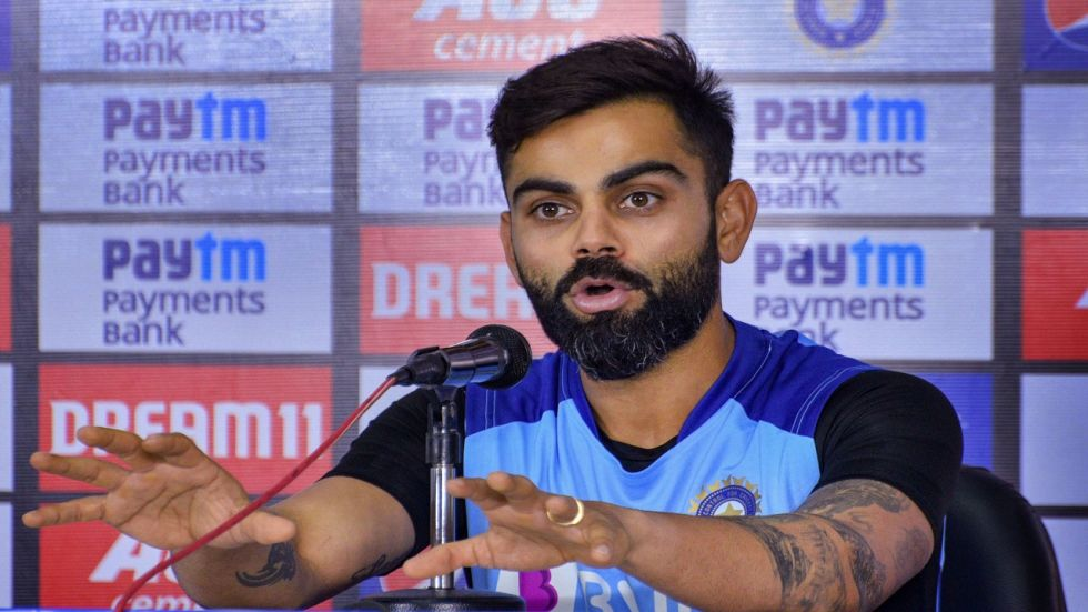 विराट कोहली ने कहा, टीम में केवल एक स्थान के लिए है लड़ाई