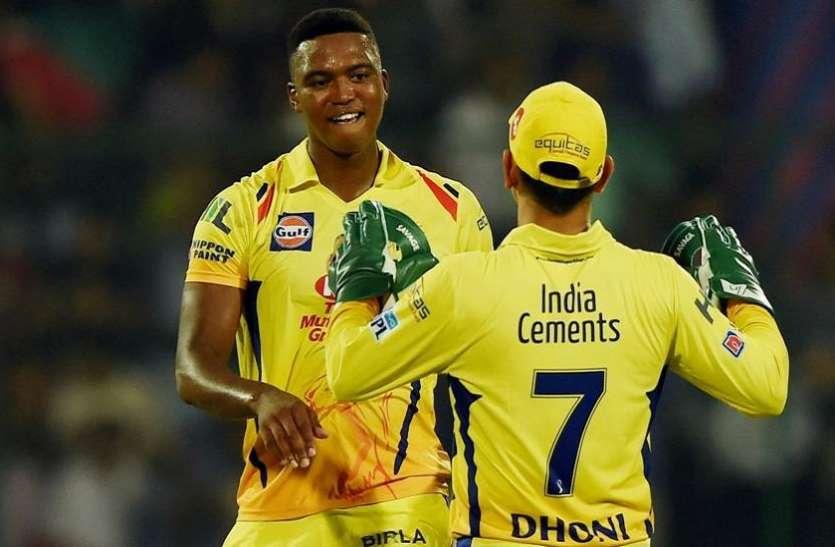 इन 11 खिलाड़ियों के साथ आईपीएल के पहले मैच में उतर सकती है चेन्नई सुपर किंग्स 11