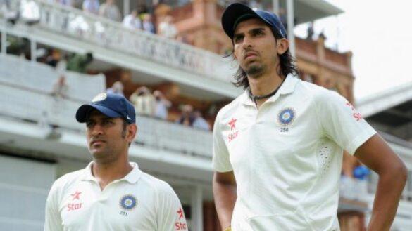 इशांत शर्मा ने धोनी की कप्तानी पर उठाया सवाल, कहा इस वजह से उनकी कप्तानी में नहीं हो पाया सफल 30