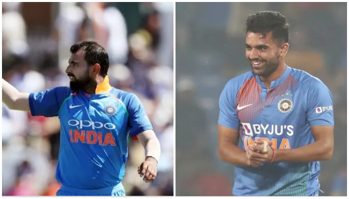 IND vs WI : मोहम्मद शमी और दीपक चाहर में से यह खिलाड़ी खेल सकता है प्लेइंग इलेवन में