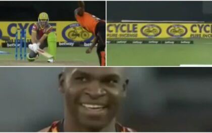 वीडियो : म्जांसी सुपर लीग में देखने को मिला डिविलियर्स स्पेशल, गेंदबाज भी रह गया दंग 4