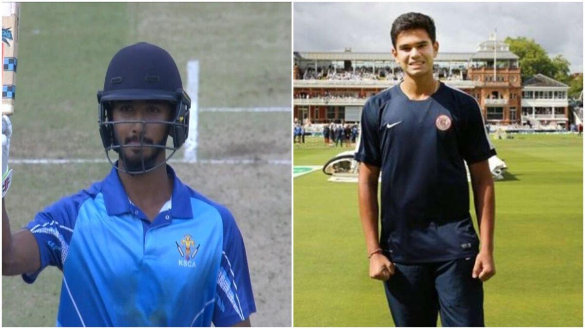 अंडर-19 विश्व कप टीम में अर्जुन तेंदुलकर और देवदत्त पडीक्कल नहीं, फैन्स ने ज़ाहिर की निराशा
