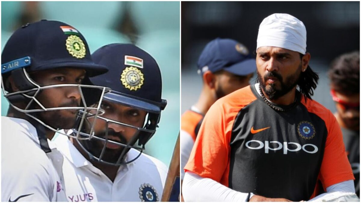 मुरली विजय ने रोहित-मयंक की तारीफ करने के साथ ही बीसीसीआई से की खास मांग