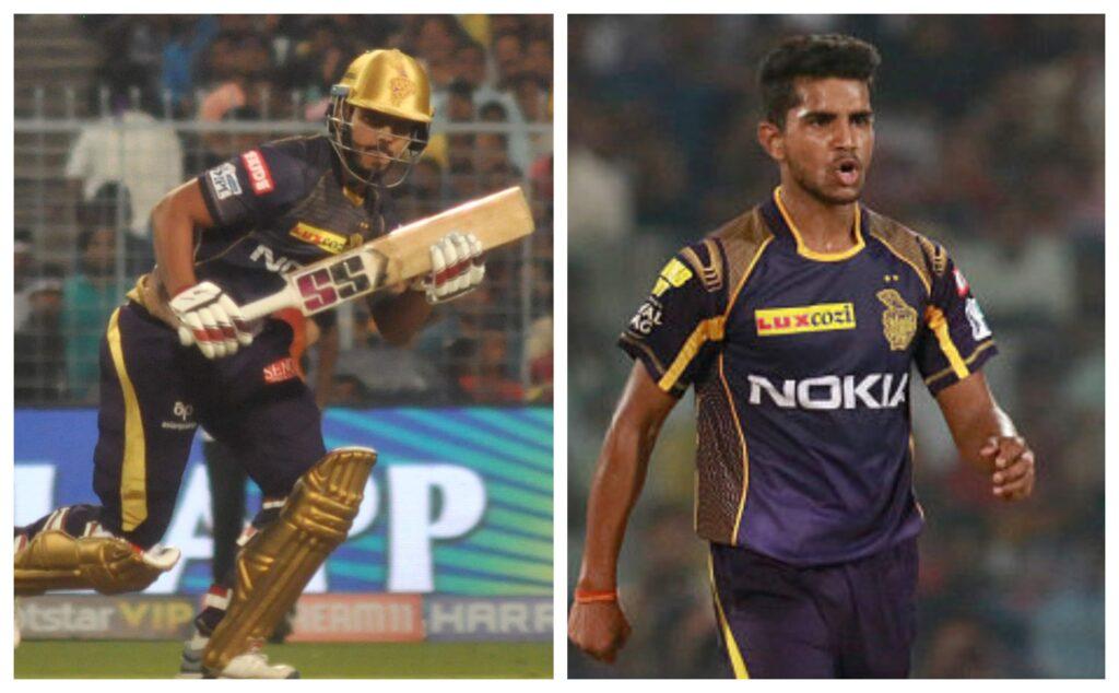 REPORTS: नितीश राणा और शिवम मावी पर आईपीएल 2020 से लग सकता है बैन 1