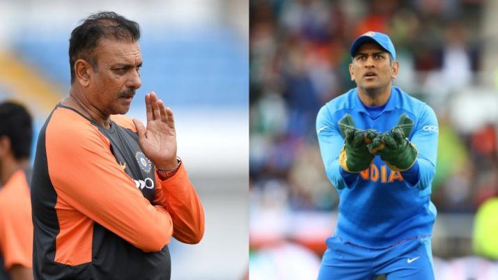 रवि शास्त्री का बड़ा खुलासा, इस वजह से महेंद्र सिंह धोनी ने विश्व कप सेमीफाइनल में नंबर 7 पर की बल्लेबाजी 2