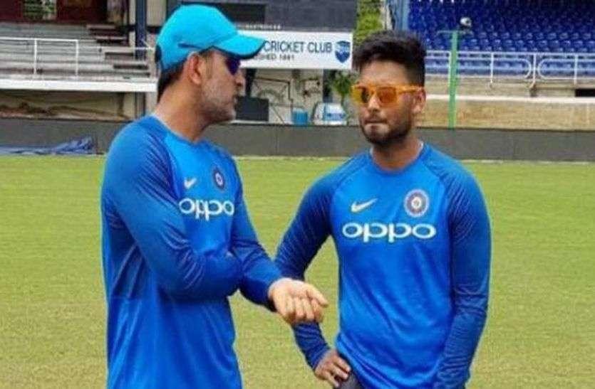 रवि शास्त्री ने किया साफ टी-20 विश्व कप में ऋषभ पंत, धोनी और संजू सैमसन में से इन्हें मिलेगा मौका 2