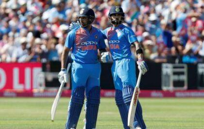 IND vs WI: टी20I में एक बार फिर रोहित से आगे निकले कोहली, तीसरे मुकाबलें में दिखेगी रोमांचक जंग 1