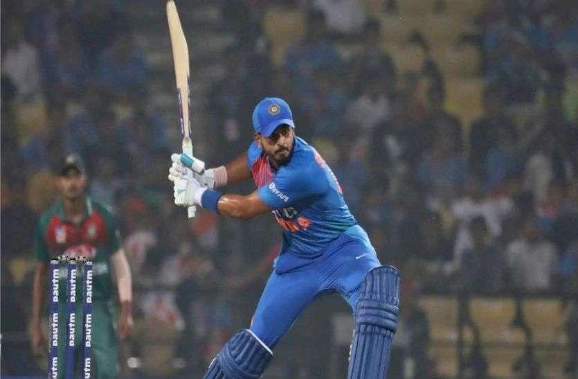 15 खिलाड़ी जिन्हें श्रीलंका के खिलाफ टी-20 सीरीज में भारतीय टीम के लिए मिल सकता है मौका 4