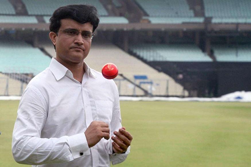 बीसीसीआई अध्यक्ष सौरव गांगुली ने कहा अगला डे-नाईट टेस्ट इन 3 शहरों में होगा आयोजित 2