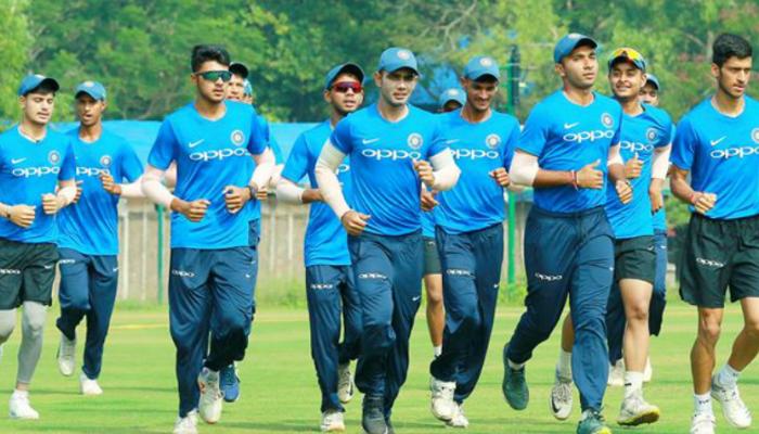 अंडर-19 टीम इंडिया