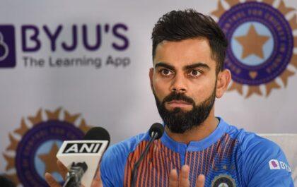 INDvsWI : 'मैन ऑफ़ द सीरीज' विराट कोहली ने खुद से ज्यादा इन खिलाड़ियों को दिया जीत का श्रेय 1