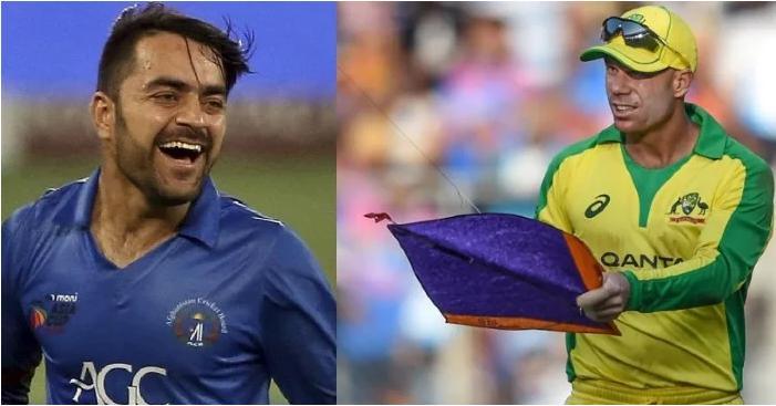 IND vs AUS- डेविड वार्नर के पतंग वाले नजारें को लेकर राशिद खान ने दिया ये मजेदार रिएक्शन