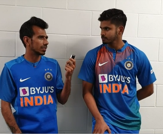 VIDEO : श्रेयस अय्यर ने चहल टीवी पर कहा, इन 2 बल्लेबाजों से सीखा है मैच फिनिस करना 5