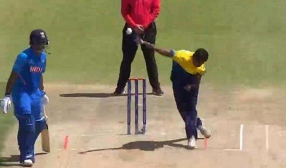 वीडियो : क्या अंडर-19 विश्व कप में श्रीलंका के गेंदबाज ने फेंकी 175 किलोमीटर प्रतिघंटे की रफ्तार से गेंद? 2