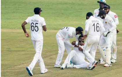 श्रीलंका ने जिम्बाब्वे को पहले टेस्ट में 10 विकेट से हराया, सीरीज में बनाई 1-0 की बढ़त 2