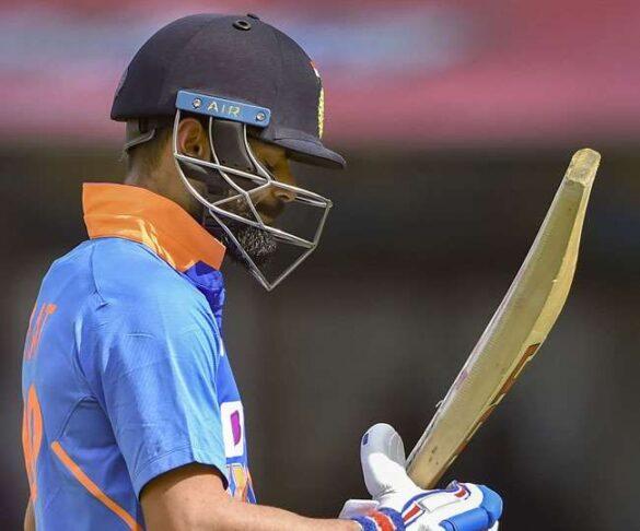 IND vs AUS-भारत के शर्मनाक हार के बाद विराट कोहली पर भड़के वीवीएस लक्ष्मण, कही ये बात 26