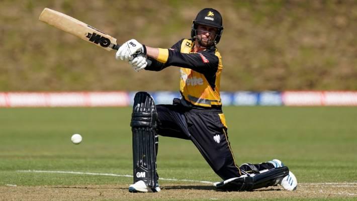 भारतीय गेंदबाजों के लिए सिरदर्द बना न्यूज़ीलैंड का ये खिलाड़ी 18 गेंदों में ठोके 78 रन 1