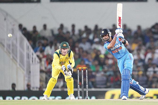 करो या मरो मैच से पहले एम चिन्नास्वामी में विराट कोहली के रिकॉर्ड देख चिंतित होंगे भारतीय प्रशंसक 2