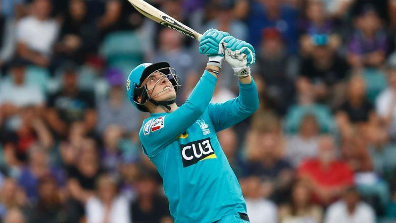 केकेआर के बल्लेबाज ने बिग बैश में एक ओवर में जड़े 5 छक्के, देखें वीडियो 1