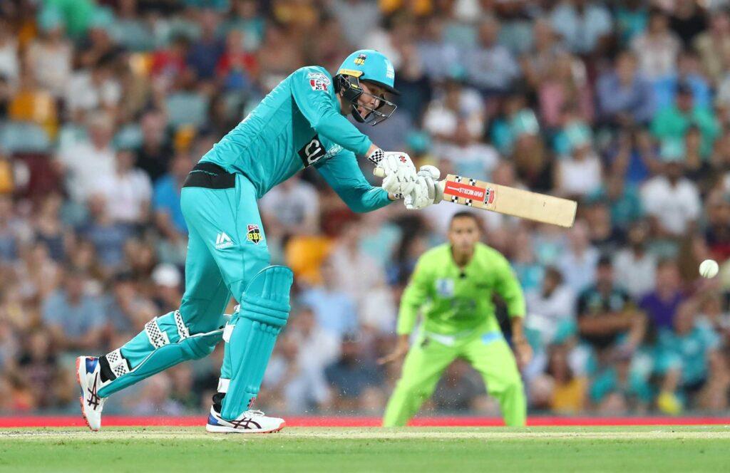 केकेआर के बल्लेबाज ने बिग बैश में एक ओवर में जड़े 5 छक्के, देखें वीडियो 2