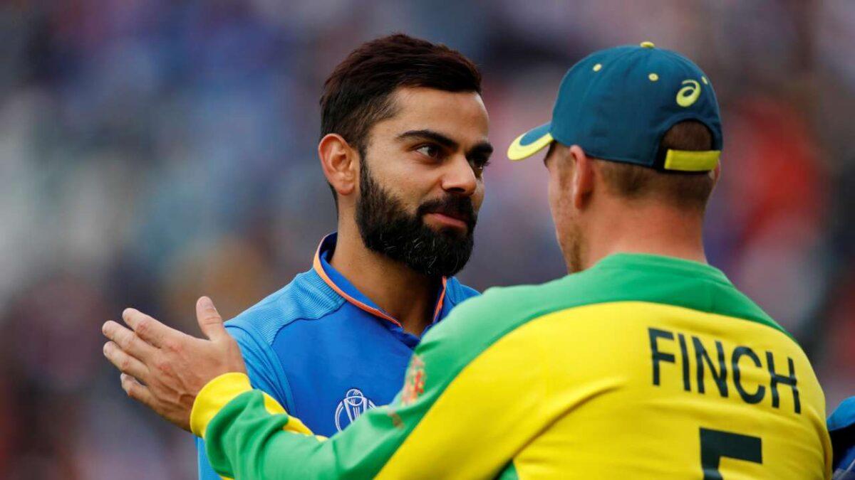 दूसरे वनडे से पहले आरोन फिंच ने की टीम इंडिया की तारीफ़, बांधे तारीफों के पूल
