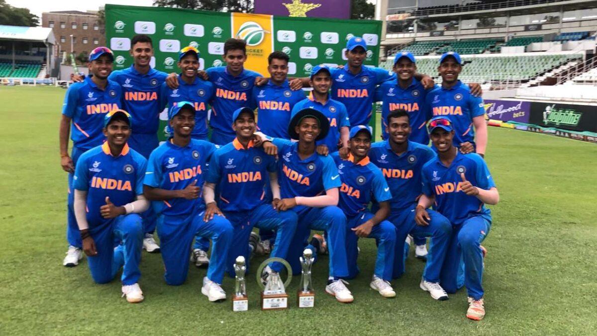 अंडर-19 विश्व कप से पहले भारतीय जूनियर टीम का धमाका, 3 देशों को मात दे जीता फाइनल