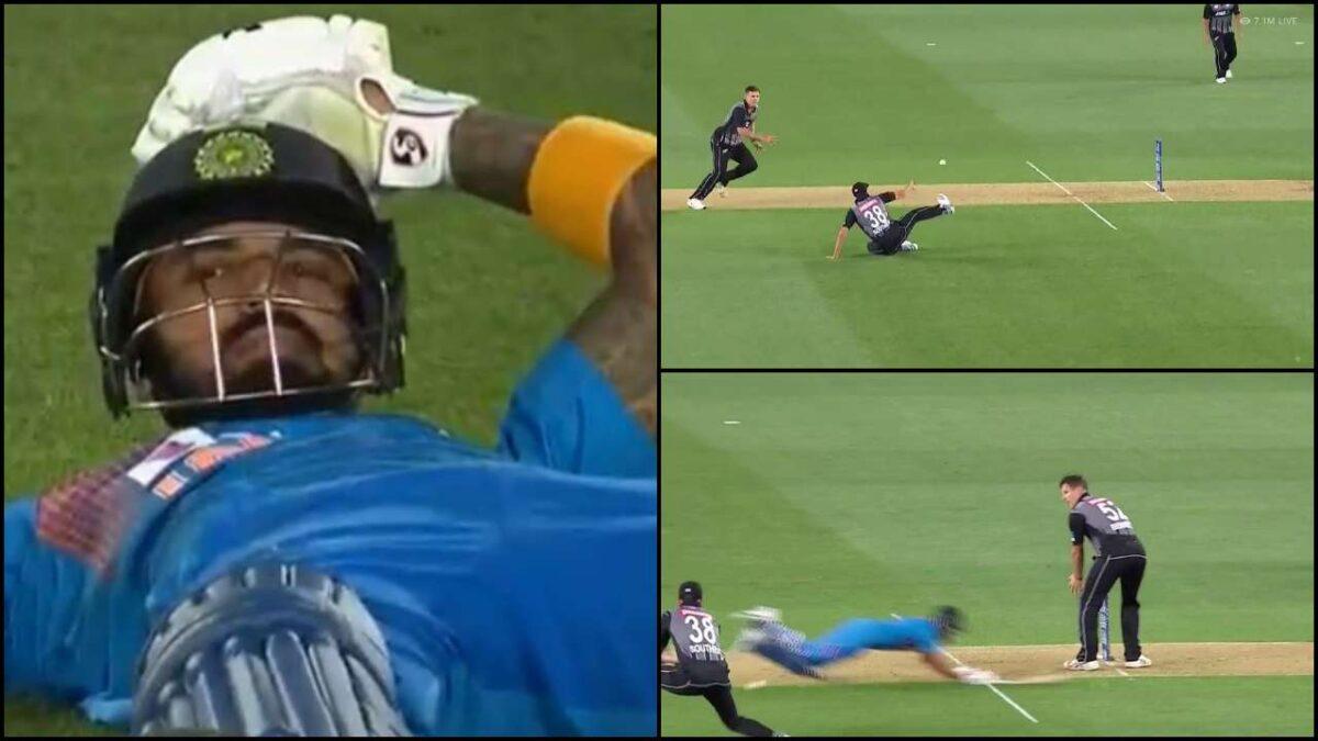 पहले टी20I मैच में 5.1 ओवर के दौरान एक ही गेंद पर दो बार आउट होते होते बचे केएल राहुल, वीडियो देख नहीं रुकेगी हंसी
