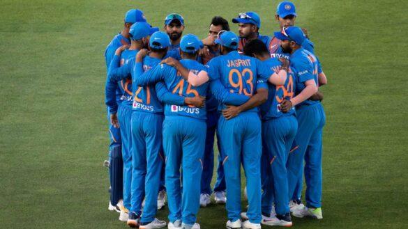 आईसीसी की ताजा टी-20 रैंकिंग में पाकिस्तान टॉप पर, भारत को मिला ये स्थान 4