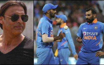 आउट करने के साथ बल्लेबाजों को डरा भी रहे हैं बुमराह और शमी : शोएब अख्तर 4