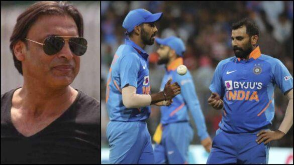 आउट करने के साथ बल्लेबाजों को डरा भी रहे हैं बुमराह और शमी : शोएब अख्तर 22