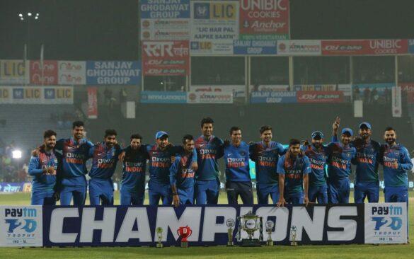 न्यूजीलैंड दौरे पर टी-20 सीरीज के लिए इन 16 खिलाड़ियों को मिल सकती है भारतीय टीम में जगह 29