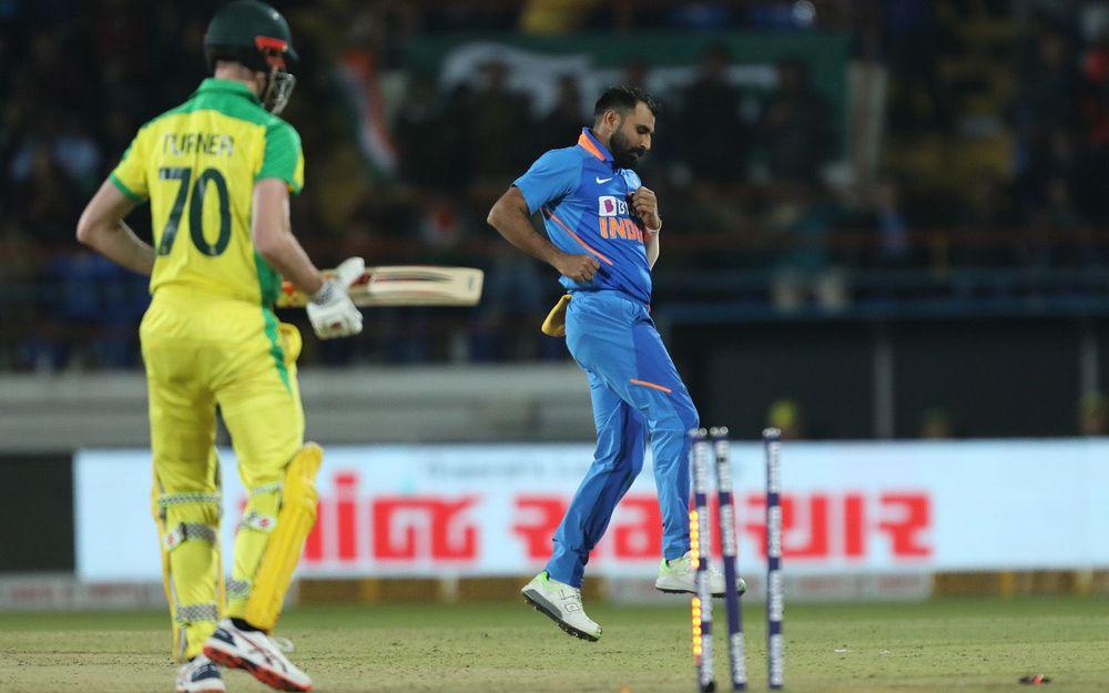 IND v AUS : दूसरे वनडे में भारत ने ऑस्ट्रेलिया को 36 रन से हराया, जीत में चमके ये 5 खिलाड़ी 2