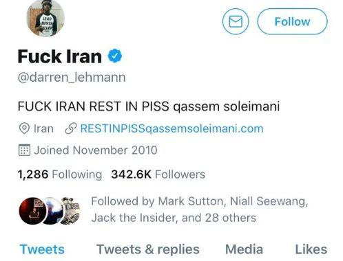 डैरेन लेहमन का ट्विटर अकाउंट हुआ हैक, ईरान मामले पर किए गए आपत्तिजनक मैसेज 1