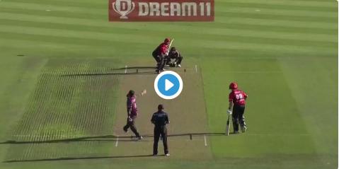 VIDEO : न्यूजीलैंड के इस खिलाड़ी ने लगाये 6 गेंदों पर 6 छक्के, किया युवराज सिंह की बराबरी 19