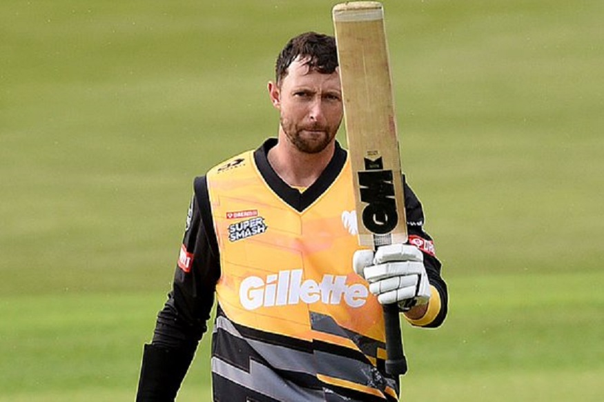 भारतीय गेंदबाजों के लिए सिरदर्द बना न्यूज़ीलैंड का ये खिलाड़ी 18 गेंदों में ठोके 78 रन