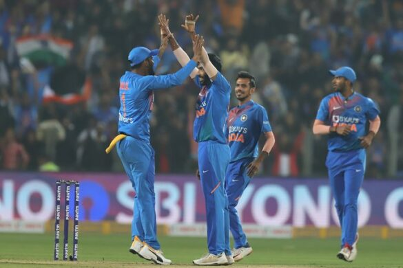 NZ v IND, 2nd T20I: दूसरे मुकाबलें में इन 5 खिलाड़ियों को प्लेइंग XI से बाहर रख सकते है विराट कोहली 1