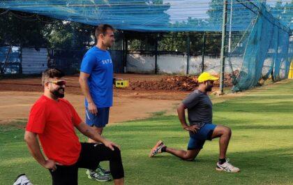 सुरेश रैना और अंबाती रायडू ने चेन्नई पहुंचकर की आईपीएल 2020 के ट्रेनिंग की शुरुआत 2