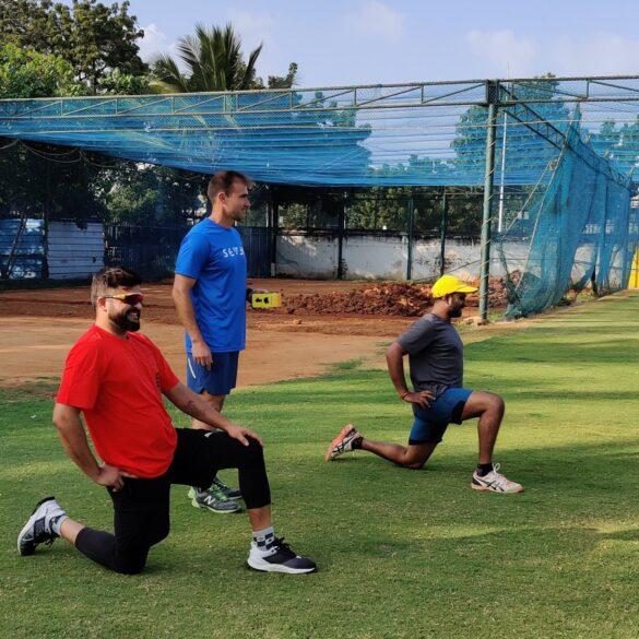 सुरेश रैना और अंबाती रायडू ने चेन्नई पहुंचकर की आईपीएल 2020 के ट्रेनिंग की शुरुआत 9