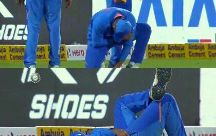 रोहित शर्मा हुए चोटिल, तीसरे वनडे सहित न्यूजीलैंड दौरे से हो सकते हैं बाहर 3