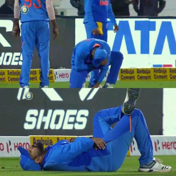 रोहित शर्मा हुए चोटिल, तीसरे वनडे सहित न्यूजीलैंड दौरे से हो सकते हैं बाहर 13