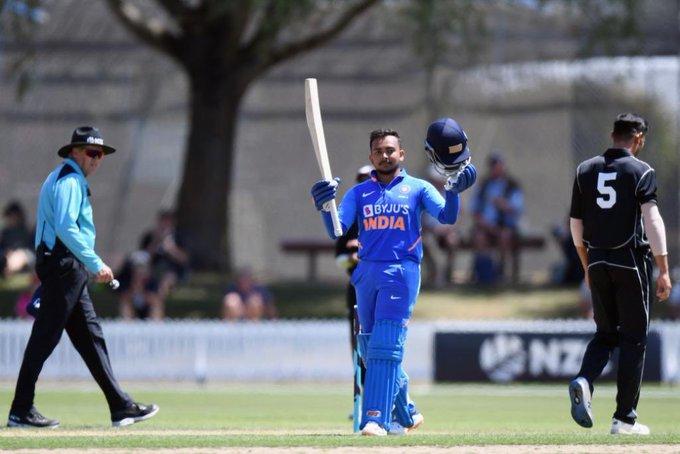 न्यूजीलैंड दौरे पर चयन से पहले पृथ्वी शॉ ने लगाया इंडिया ए के लिए शानदार शतक, रोहित शर्मा के लिए खतरे की घंटी