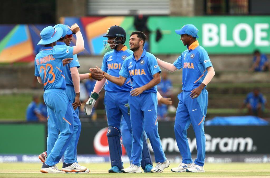 अंडर-19 विश्व कप 2020: 271 गेंद बाकि रहते भारत ने जापान को दी करारी मात, देखें स्कोरकार्ड