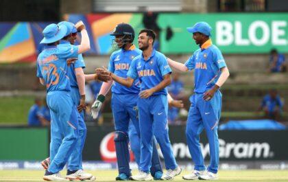 अंडर-19 विश्व कप 2020: 271 गेंद बाकि रहते भारत ने जापान को दी करारी मात, देखें स्कोरकार्ड 1