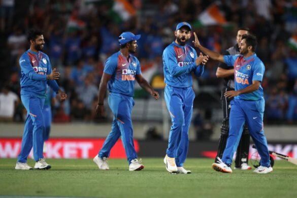 NZ vs IND, 2nd T20I: भारत ने दूसरे मुकाबलें में न्यूजीलैंड को 7 विकेट से हराया, देखे स्कोरकार्ड 7