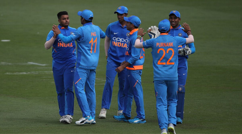 इंडिया अंडर19 ने जिम्बाब्वे अंडर19 को 89 का हराया, दिव्यांश सक्सेना बने जीत के हीरो 3