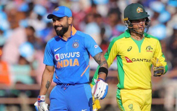 IND v AUS : STATS : मैच में बने 10 रिकॉर्ड, विराट-रोहित ने बनाया ये शानदार रिकॉर्ड 10