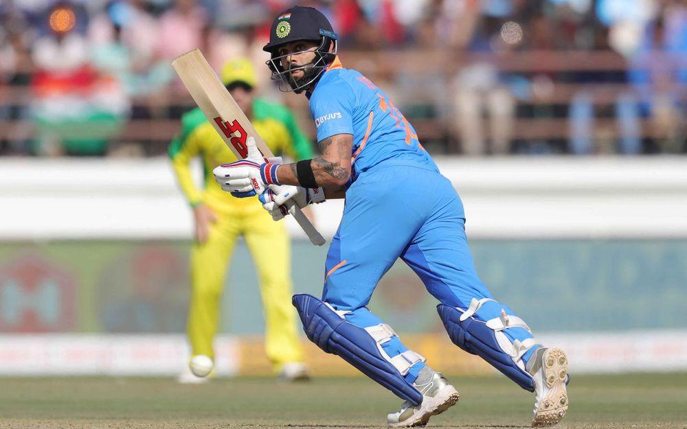 ऑस्ट्रेलिया के खिलाफ सबसे तेज 4000 हजार रन बनाने वाले दूसरे बल्लेबाज बने विराट कोहली 2